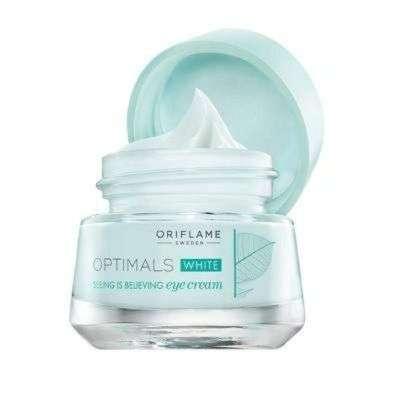 Buy Oriflame Optimals White Seeing is Believing Eye Cream