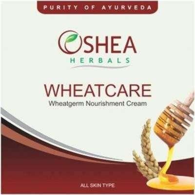 Oshea Herbals Wheatcare,Wheatgerm Nourishment Cream