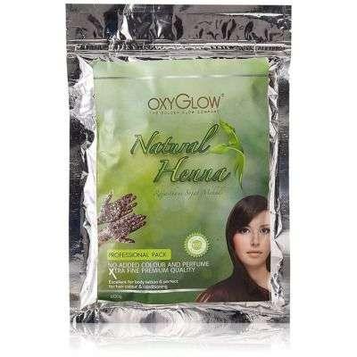Buy Oxy Glow Herbal Henna Hair Treatment