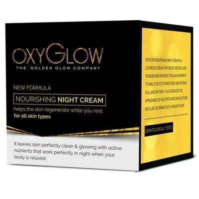 Buy OxyGlow Nourishing Night Cream