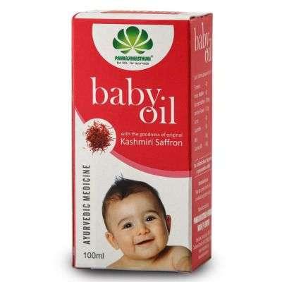 Pankajakasthuri Herbals Baby Oil