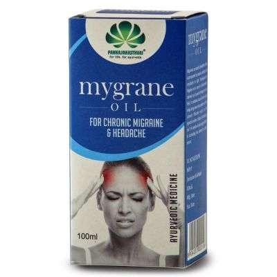 Buy Pankajakasthuri Herbals Mygrane Oil