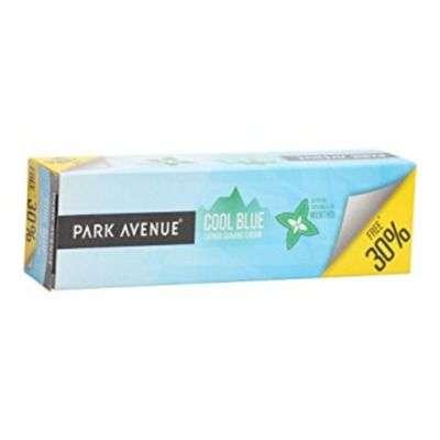Buy Park Avenue Cool Blue Lather Shaving Cream
