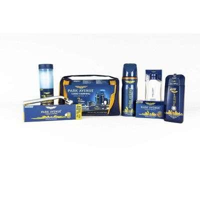 Buy Park Avenue Good Morning Grooming Kit for Men
