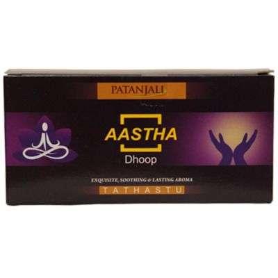 Buy Patanjali Aastha Dhoop Tathastu