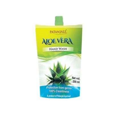 Buy Patanjali Aloevera Hand Wash ( Refill )