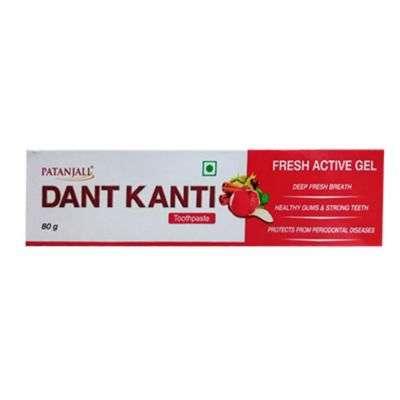 Buy Patanjali Dant Kanti Fresh Active Gel