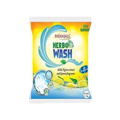 Buy Patanjali Herbo Wash Detergent Powder
