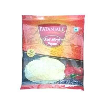 Buy Patanjali Kali Mirch Papad