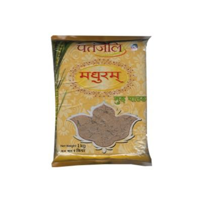 Buy Patanjali Madhuram Jaggery Powder