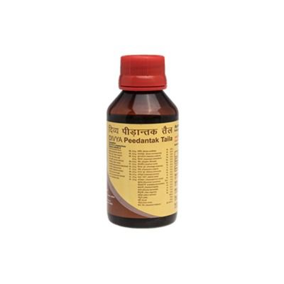 Buy Patanjali Peedantak Oil