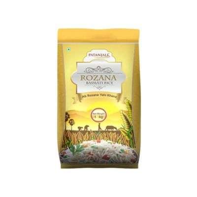 Buy Patanjali Rozana Basmati Rice