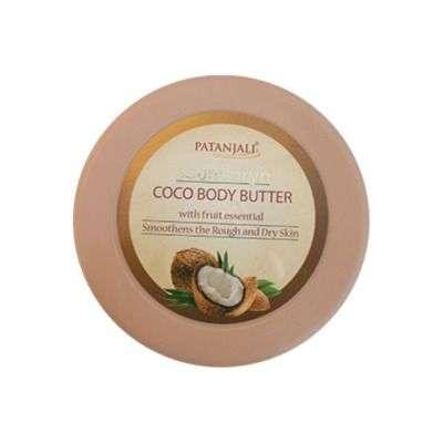 Buy Patanjali Saundarya Coco Body Butter Cream