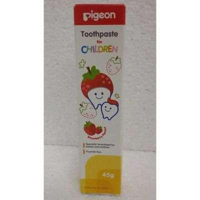 Buy Pigeon Children Toothpaste Strawberry