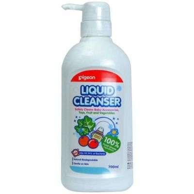 Pigeon Liquid Cleanser Bottle
