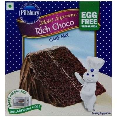 Buy Pillsbury Moist Supreme Egg Free Cake Mix, Rich Choco