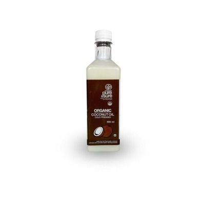 Buy Pure and Sure Organic Coconut Oil
