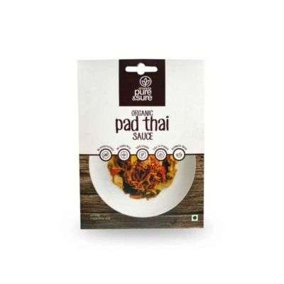 Buy Pure & Sure Organic Pad Thai Sauce
