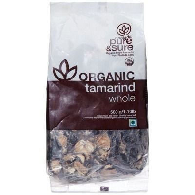Buy Pure & Sure Organic Tamarind Whole
