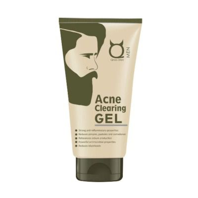 Buy Qraa Men Acne Clearing Face Gel