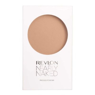 Buy Revlon Nearly Naked Pressed Powder - Medium Deep