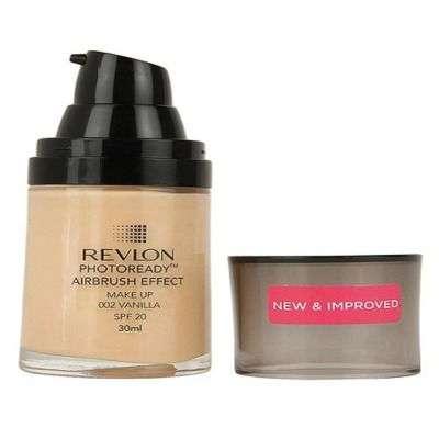 Buy Revlon Photo Ready Air Brush Effect Make Up SPF 20 - Vanilla