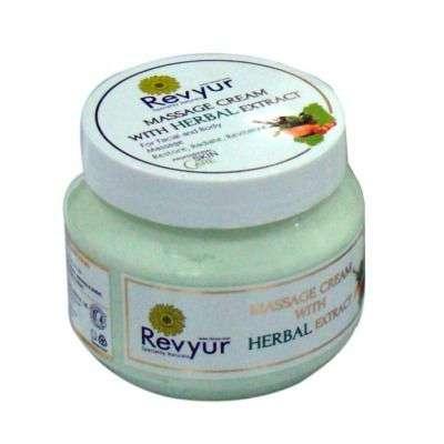Buy Revyur Massage Cream Herbal