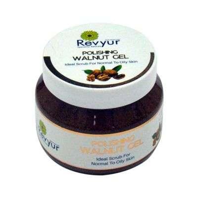 Buy Revyur Polishing Walnut Gel