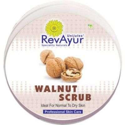 Buy Revyur Walnut Scrub