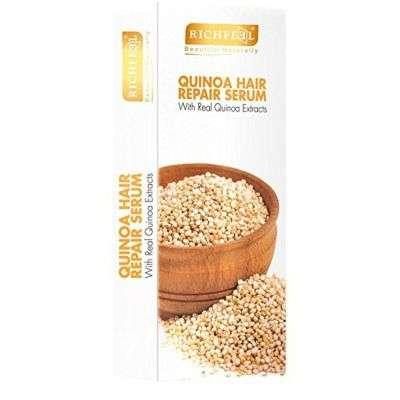 Buy Richfeel Quinoa Hair Repair Serum
