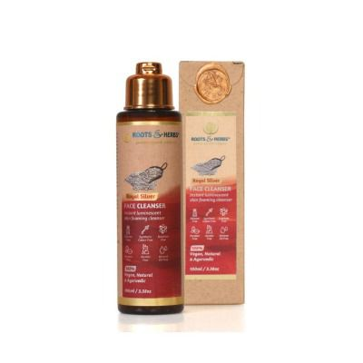 Buy Roots and Herbs Royal Silver Face Cleanser