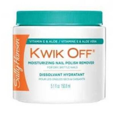 Buy Sally Hansen Kwik Off Moisturizing Nail Color Remover For Dry Brittle