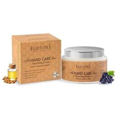 Buy Sattvik Organics Hand Care - Nourishing Hand Cream