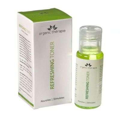 Buy Sattvik Organics Organic Therapie Refreshing Toner