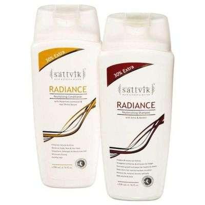 Buy Sattvik Organics Perfect Hair Combo
