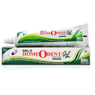 Buy SBL Homeodent Tooth Paste Saunf