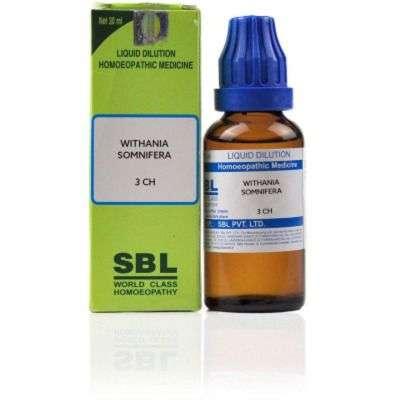 Buy SBL Withania Somnifera - 30 ml
