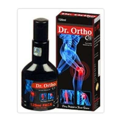 Buy SBS Biotech Dr Ortho Ayurvedic Oil