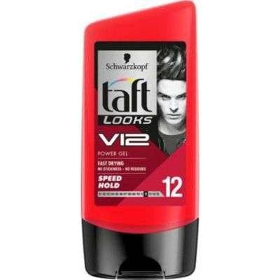 Buy Schwarzkopf Taft All Weather Looks V12 Power Gel Speed Hold