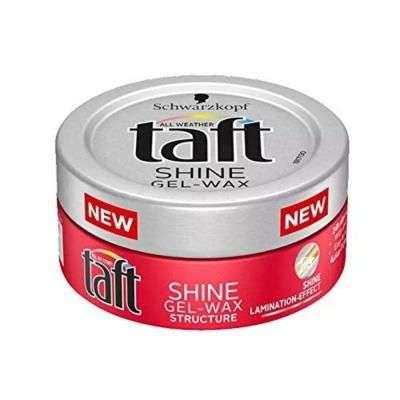 Buy Schwarzkopf Taft All Weather Shine Gel Wax