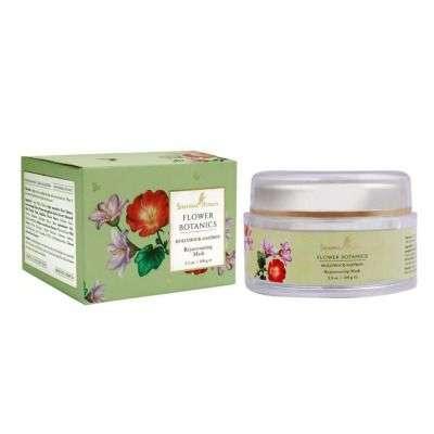 Buy Shahnaz Husain Flower Botanics-Hollyhock-Saffron Rejuvenating Mask