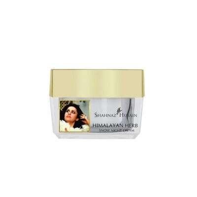 Buy Shahnaz Husain Himalayan Herb Snow Night Cream Plus