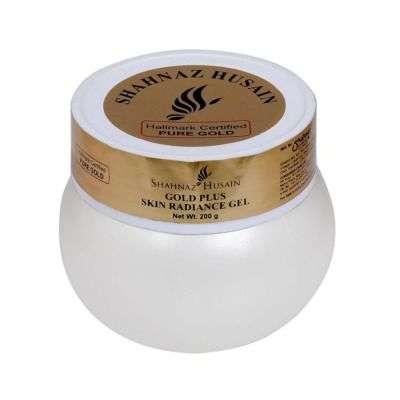 Buy Shahnaz Husain Nature's Gold Skin Radiance Gel