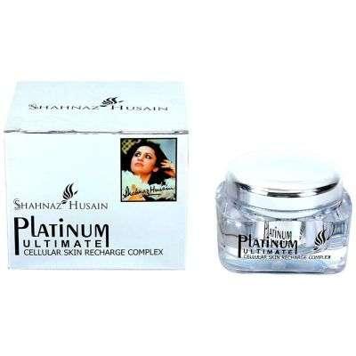 Buy Shahnaz Husain Platinum Ultimate Cellular Skin Recharge Complex