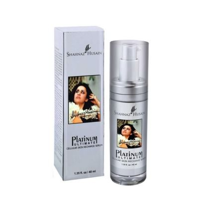 Buy Shahnaz Husain Platinum Ultimate Cellular Skin Recharge Serum