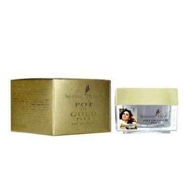 Buy Shahnaz Husain Pot of Gold Plus Foundation
