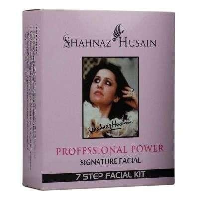 Shahnaz Husain Professional Power Signature Facial 7 Step Facial Kit
