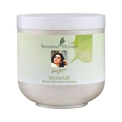 Buy Shahnaz Husain Shahair - Henna Treatment Powder