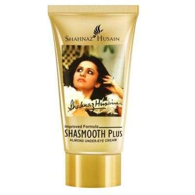 Buy Shahnaz Husain Shasmooth Plus - Almond Under Eye Cream