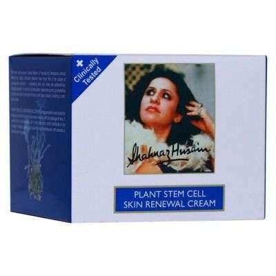 Buy Shahnaz Husian Plant Stem Cell Skin Renewal Cream